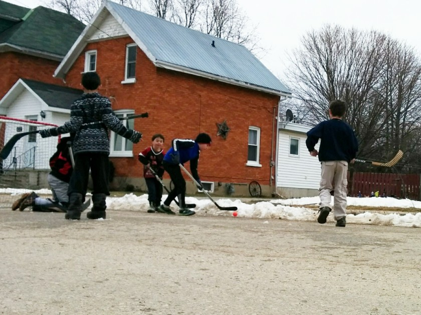 road hockey - Elizabeth Lavenza blog